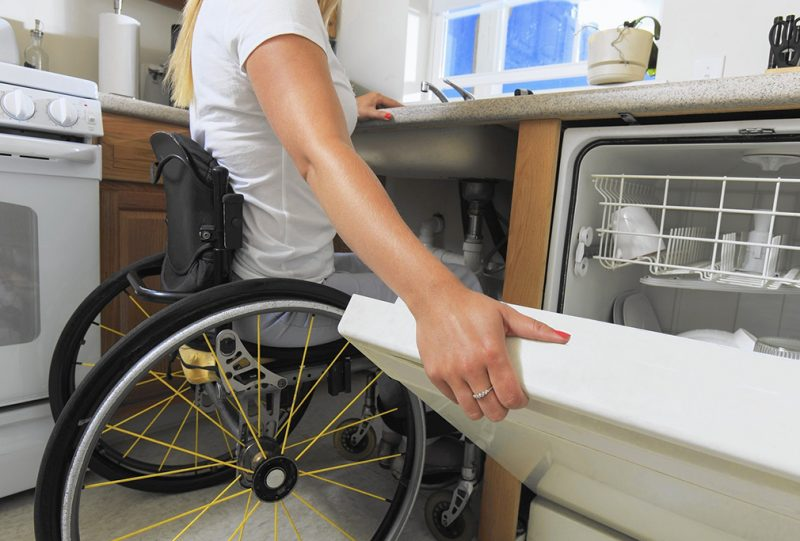 disabled-friendly home